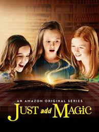 When will season 3 of just add magic come out